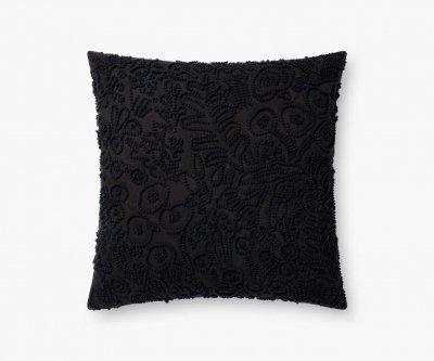【ネコポス対応!】タペストリー(ブラック)・クッションカバー(55×55cm)