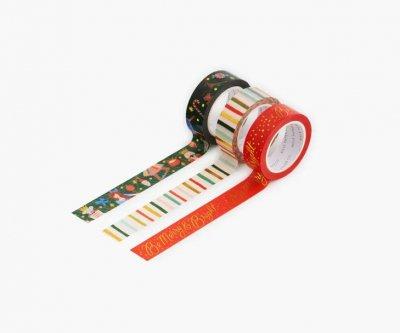 クリスマスドール・マスキングテープセット