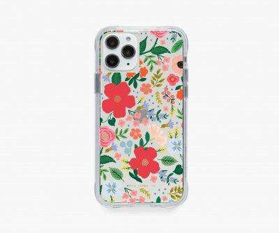 ワイルドローズ・iPhone11Pro/X/XS 兼用ケース