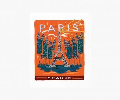 パリ・エッフェル・L