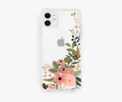 ガーデンローズ・iPhone 11 / XR 兼用ケース