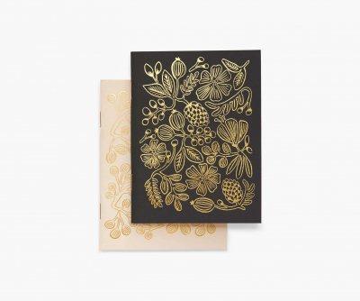 ゴールドフォイル・ポケットノートブックセット