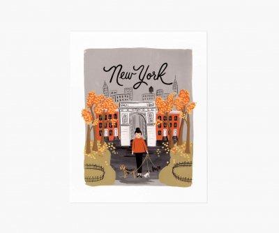 ニューヨーク・オータム・L