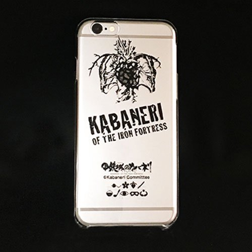 甲鉄城のカバネリ 心臓皮膜柄iPhone6&6s専用ケース