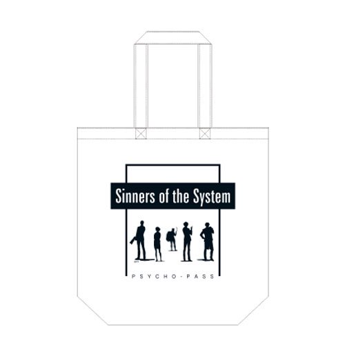 シルエットバック PSYCHO-PASS Sinners of the System Edition