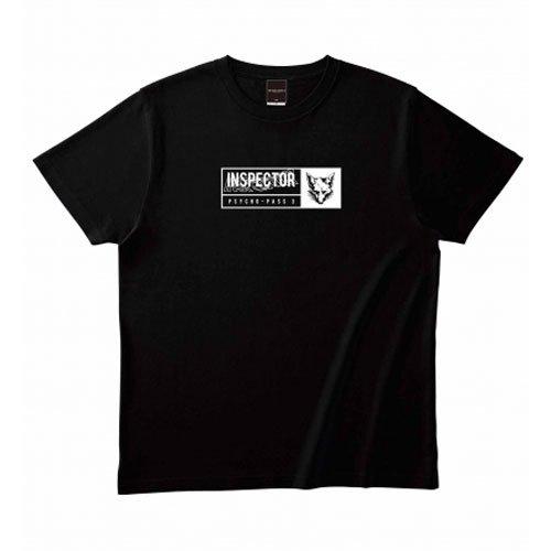 「PSYCHO-PASS 3 FIRST INSPECTOR」 Tシャツ(インスペクターマーク)