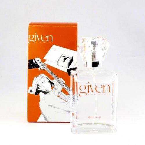 2020年11月末発送開始予定 「ギヴン」香水 中山 春樹 セレクション