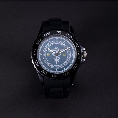《予約受付10/26(月)12時迄》2020年12月下旬順次配送予定【PSYCHO-PASS サイコパス 3】腕時計 公安局モデル(初回限定仕様)