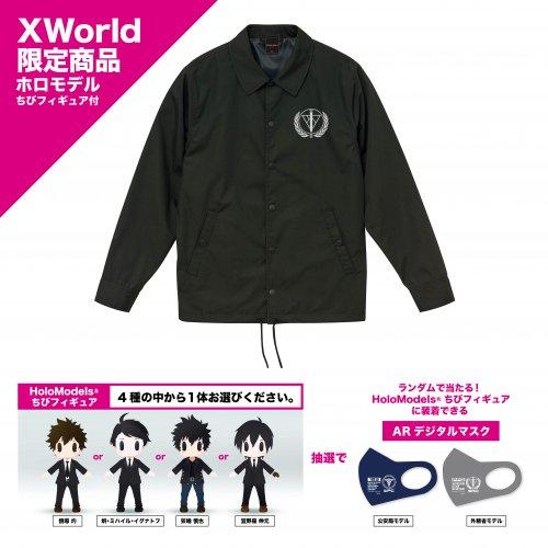 《XWorld限定》【PSYCHO-PASS サイコパス 3】 外務省レイドジャケット ホロモデル付