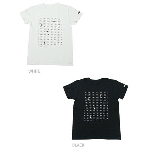 「ノイタミナロゴフォント」Tシャツ
