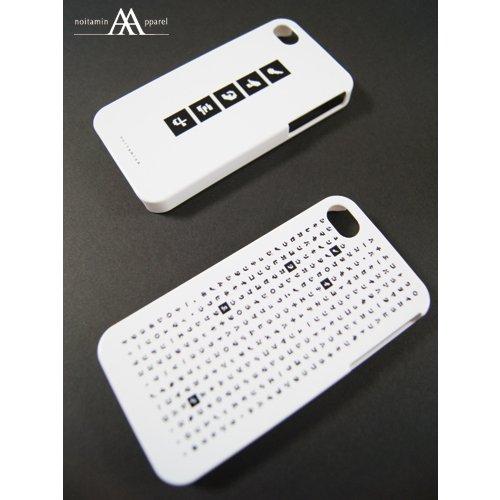 「ノイタミナロゴフォント」iPhoneケース