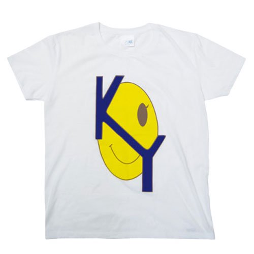 「KY」Tシャツ
