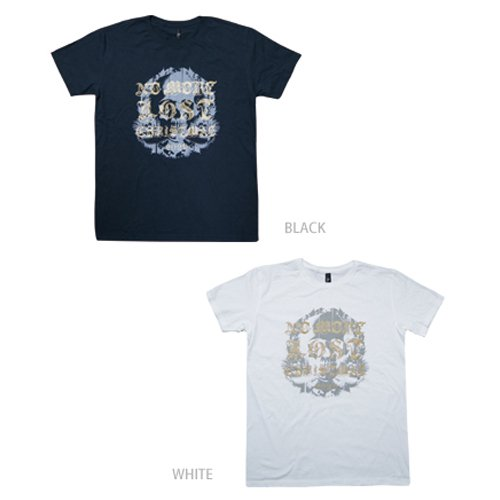 「NO MORE LOST CHRISTMAS 2029」Tシャツ WHITE & BLACK 2枚セット
