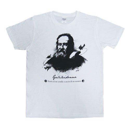 ガリレイドンナ 【Galileo Galileidonna】Tシャツ