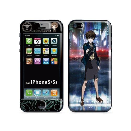 PSYCHO-PASS サイコパス 2【ぷくぷくiPhoneカバー(iPhone5/5s専用)】常守 朱