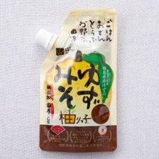 徳島 柚りっ子 ゆず味噌 柚りっ子 120g スタンドパック
