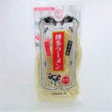福岡 こがね食品 博多ラーメン とんこつ味 半生 1食 スープ付き