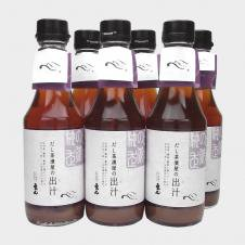 【SALE!!】だし茶漬屋の出汁 お買い得6本セット