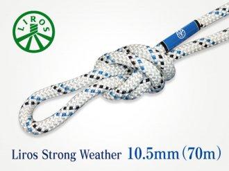 Liros ストロングウェザー セミスタティック 10.5mm(70m)