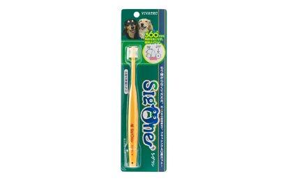 シグワン360°歯ブラシ 小型犬用