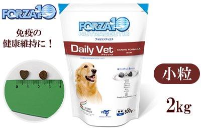 FORZA10  デイリィベト(免疫ケア) 2kg