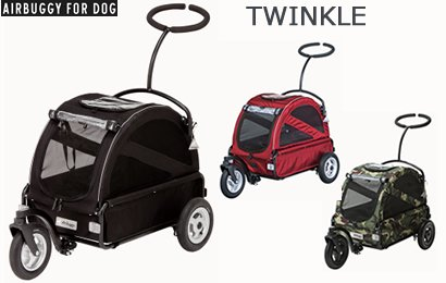 Air Buggy キューブシリーズ TWINKLE
