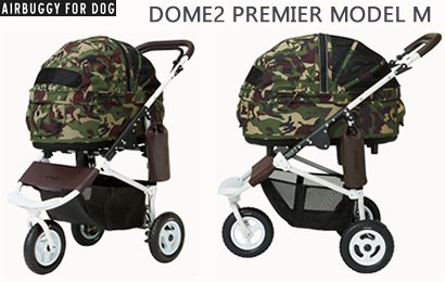 Air Buggy DOME2 プレミアモデルカモフラージュ M/ DOME2 PREMIER MODEL M