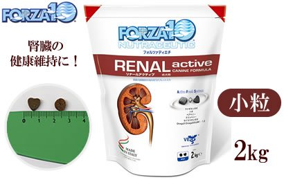 FORZA10 リナールアクティブ(腎臓)2kg