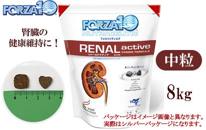 FORZA10 リナールアクティブ(腎臓)8kg