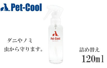 Pet-Cool  Bean Essence / ビーンエッセンス120ml