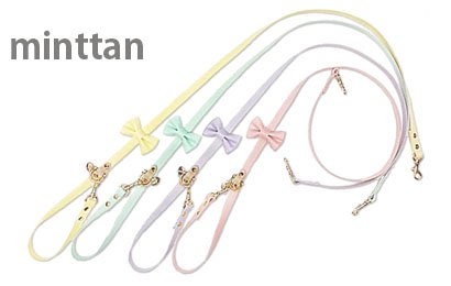 minttan パステルリボン /リード