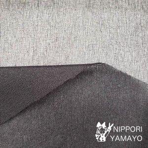 ダンレーヌR-0095 col,BK 生地巾:90cm