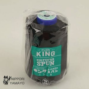 キングスパン60/3000m col、黒