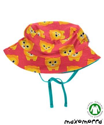 セール 北欧 ベビー用品 サンハット/帽子 Lion ライオン 6-12か月/1-2歳 Maxomorra マクソモーラ