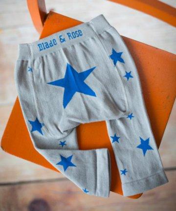 ベビーレギンス Blue star 出産祝い 6-12ヶ月 Blade&Rose ブレイドアンドローズ/イギリス