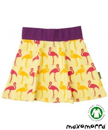 セール 北欧 子供服 フレアスカート Flamingo フラミンゴ 100cm Maxomorra マクソモーラ