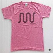 「FINGER JOINT」<br>ロゴTシャツ-2<br>ピンク