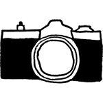 [The English Stamp Company製スタンプ] カメラ