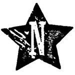 [The English Stamp Company製スタンプ] アルファベットNスター