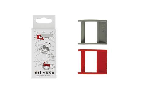 <img class='new_mark_img1' src='https://img.shop-pro.jp/img/new/icons22.gif' style='border:none;display:inline;margin:0px;padding:0px;width:auto;' />★★SALE★★mt tape cutter nano 20〜25mm×2set(テープカッター nano )