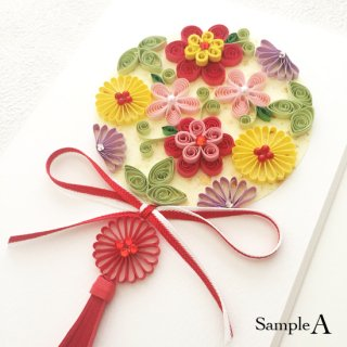 <img class='new_mark_img1' src='https://img.shop-pro.jp/img/new/icons56.gif' style='border:none;display:inline;margin:0px;padding:0px;width:auto;' />Paper Quilling 和モダン