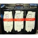 <img class='new_mark_img1' src='https://img.shop-pro.jp/img/new/icons1.gif' style='border:none;display:inline;margin:0px;padding:0px;width:auto;' />Kirkland Signature(カークランド) Premium Cabretta Leather Golf Gloves,Medium-Large,3-Pack