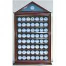 <img class='new_mark_img1' src='https://img.shop-pro.jp/img/new/icons1.gif' style='border:none;display:inline;margin:0px;padding:0px;width:auto;' />DisplayGifts GB57 57 Golf Ball Display Case Shadow Box Wall Cabinet Holder Rack w/ 98% UV Protection
