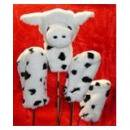 <img class='new_mark_img1' src='https://img.shop-pro.jp/img/new/icons1.gif' style='border:none;display:inline;margin:0px;padding:0px;width:auto;' />(Montano's Inc.) Dalmatian Head Cover Group JUMBO Size