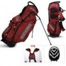 <img class='new_mark_img1' src='https://img.shop-pro.jp/img/new/icons1.gif' style='border:none;display:inline;margin:0px;padding:0px;width:auto;' />Team Golf(チームゴルフ) South Carolina Gamecocks NCAA Stand Bag - 14 way (Fairway)- TGO-23128