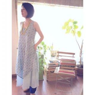 インド綿100% 日本未発売 Anokhi ワンピース