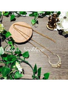 真鍮製 エスニックネックレス スーリヤ