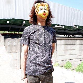 サイケデリックTシャツ 男女兼用 フェス服 01019
