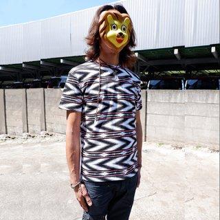サイケデリックTシャツ 男女兼用 フェス服 06019
