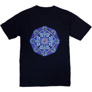 サイケデリックTシャツ 男女兼用 フェス服 14019
